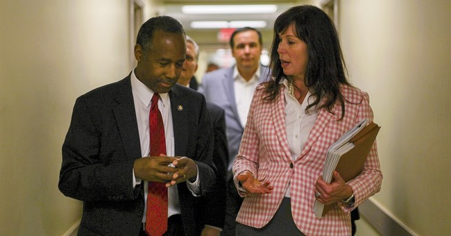 HUD's Carson expected to ramp up public profile
