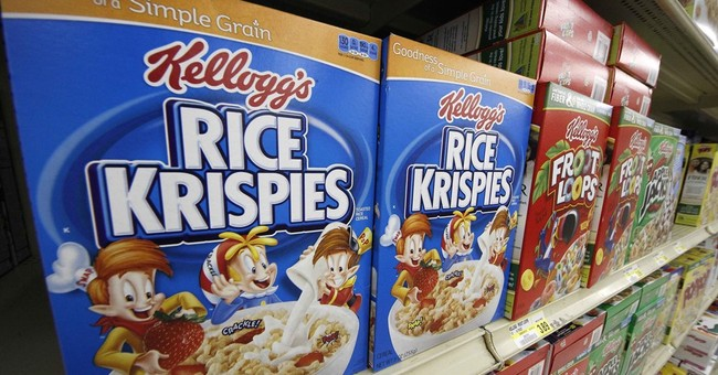 Kellogg shutters distribution centers, lays off workers