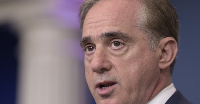 The Latest: Shulkin: Trump 'deeply engaged' on vets' issues