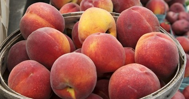 Georgia peach crop faces nearly 80 percent loss this year