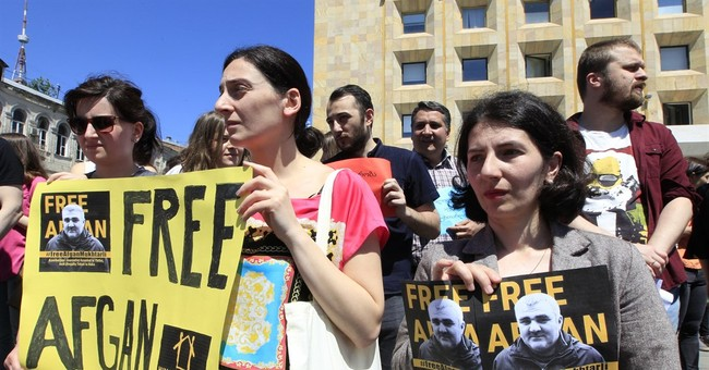 Lawyer: Azerbaijani journalist abducted in Georgia