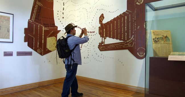 Ciudad Juarez museum seeks to tell Mexican Revolution story