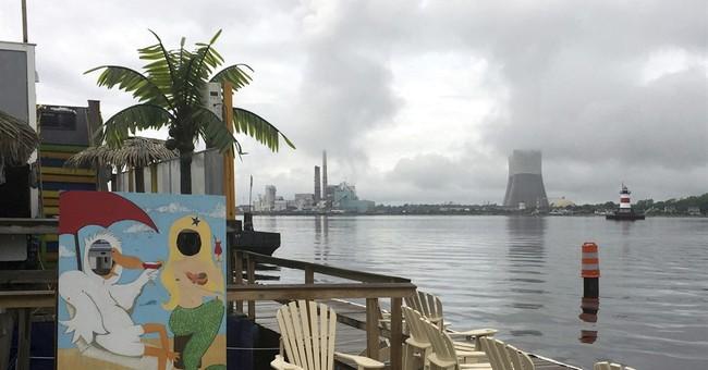 New England's last big coal plant powering down