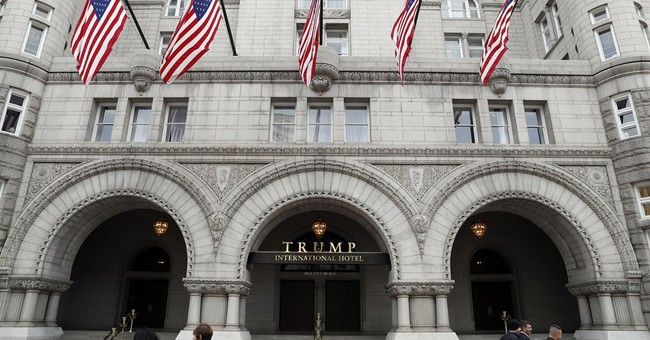 Doctor in Trump Hotel case released but due back in court