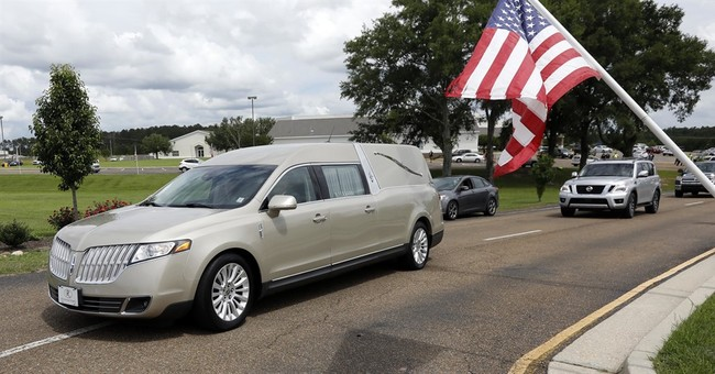 Sheriff's deputy among 8 killed in Miss. lauded as 'a hero'