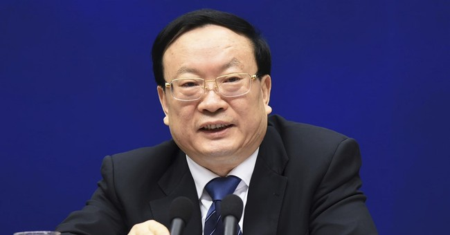 Senior China official gets life in prison for $22M in bribes