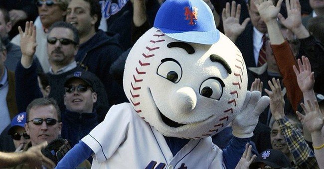 Cooler heads prevail: A different Mr. Met back at ballpark