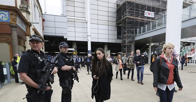 Manchester Police release man with no charge in bomb inquiry