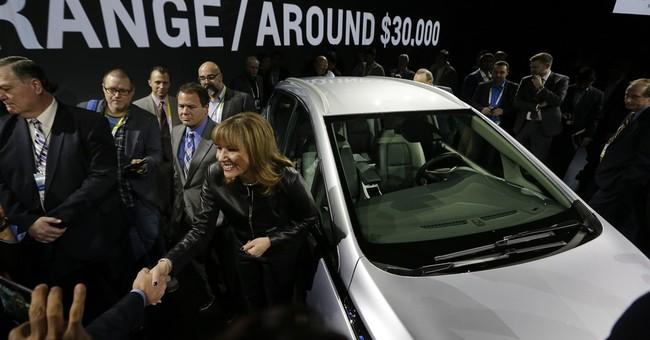 Investors pick Tesla's promise over GM's steady profits