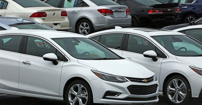 US auto sales fall for 5th straight month in May
