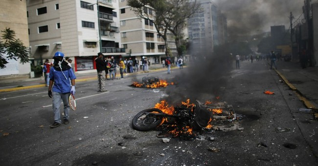 No agreement reached as diplomats huddle on Venezuela crisis