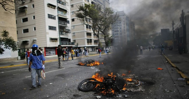No agreement reached as diplomats huddle on Venezuela crisis