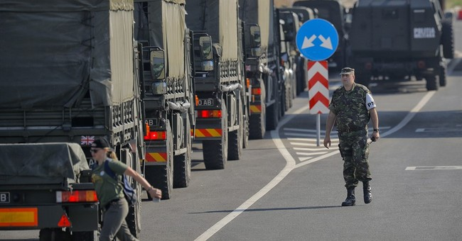 NATO and partners hold land, sea exercises in eastern Europe