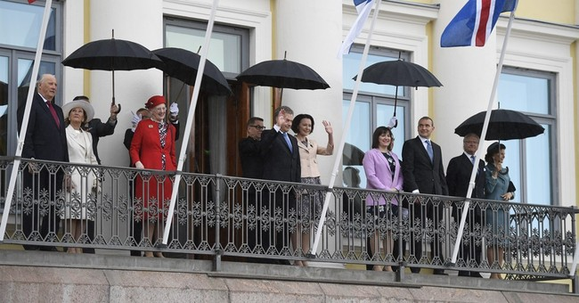 Finland marks centenary with Nordic royals, presidents