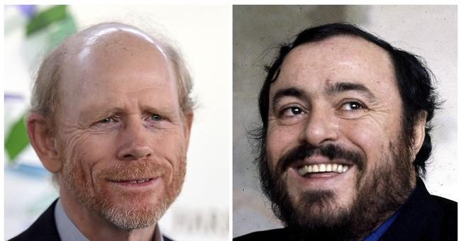 Ron Howard to direct documentary on tenor Luciano Pavarotti
