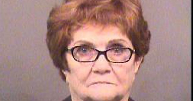 Woman, 82, arrested at airport says she forgot bipolar meds