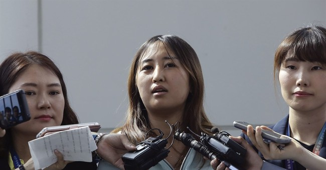 Woman embroiled in S. Korean presidential scandal released