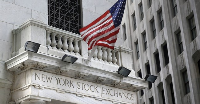 Stocks set records again; bond yields sink after jobs report