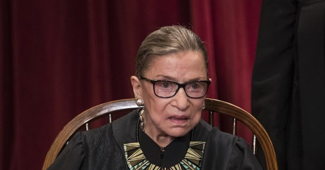 Meet America's latest fitness star: Ruth Bader Ginsburg