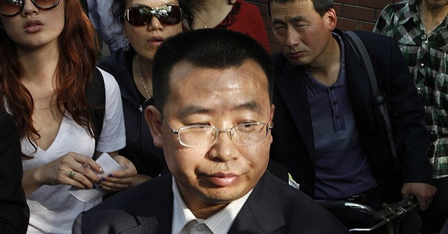 Family says Chinese human rights activist formally arrested