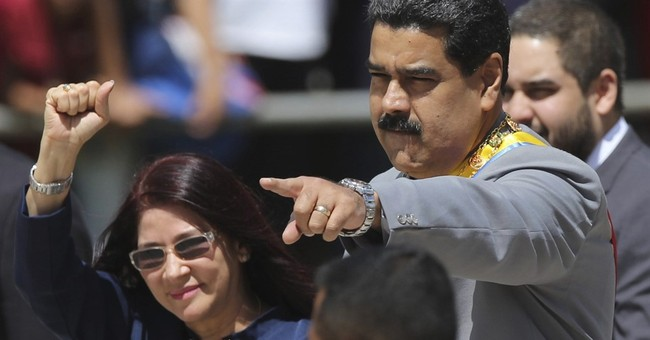 Venezuelan president moves forward on constitution assembly