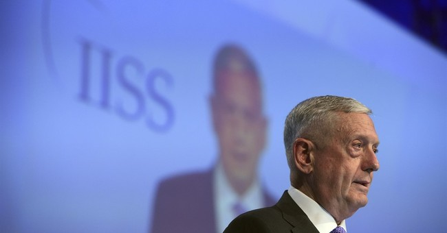 Mattis: North Korea a 'clear and present danger' to world