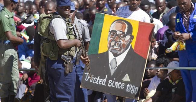 Zimbabwe's Mugabe begins campaigning for next election