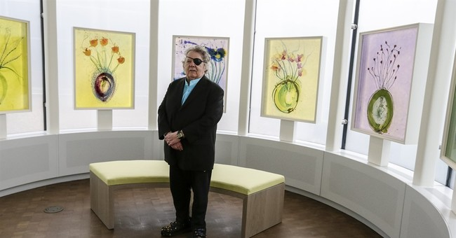 At 75, Dale Chihuly discusses struggles with mental health
