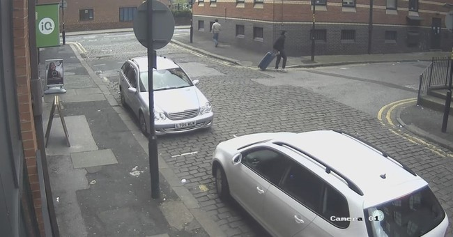 UK police search car in Manchester attack investigation