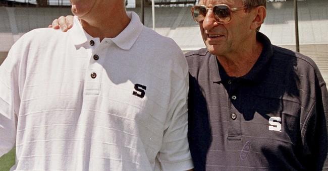 Former Penn State president gets jail time for failing to report Sandusky