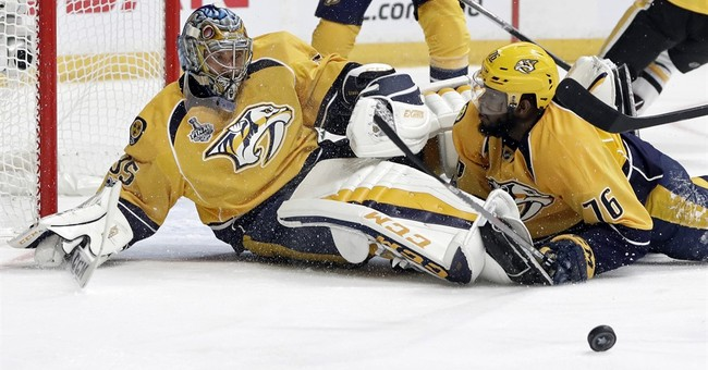 Preds rout Pens 5-1, pull within 2-1 in Stanley Cup Final