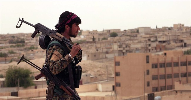 US-backed SDF: Battle for IS capital begins 'within days'