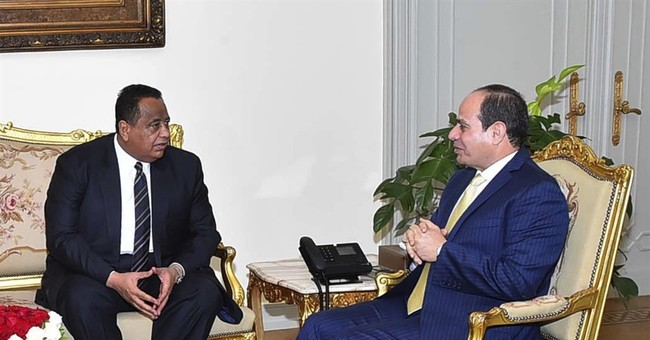 Sudan, Egypt talk but make little headway to defuse tensions