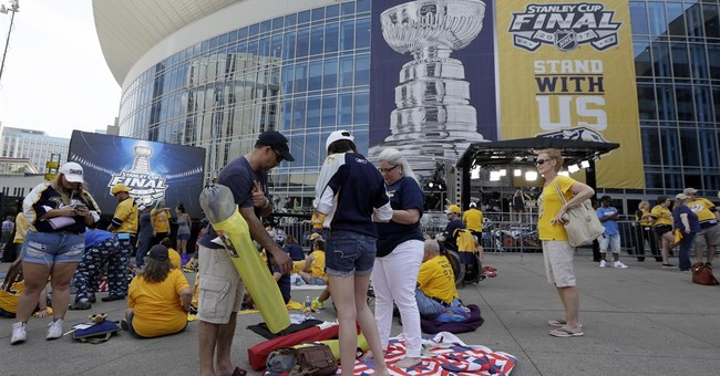 Downtown packed for Stanley Cup Final debut in Nashville
