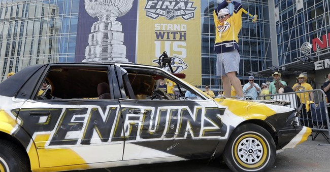 Penguins skate to 2-0 Cup lead