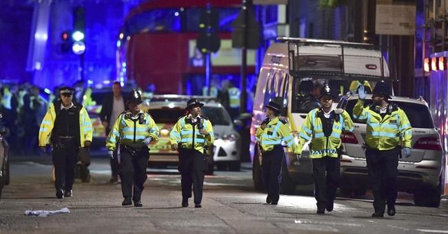 Terror attack on London Bridge leaves 6 dead; police shoot 3