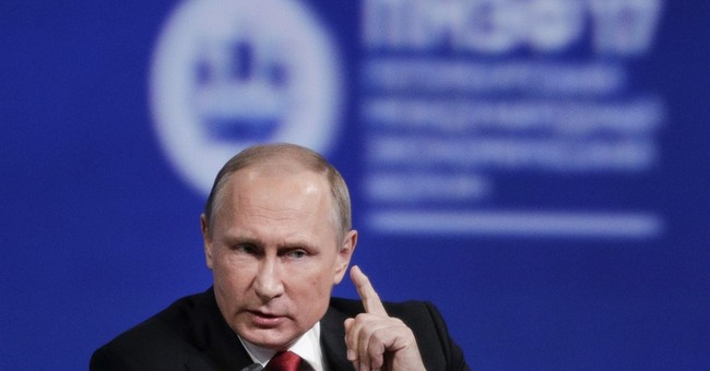 Putin dismisses US claims about Trump, Russia and elections