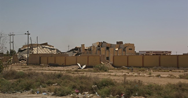 After liberation from IS, Fallujah struggles to rebuild