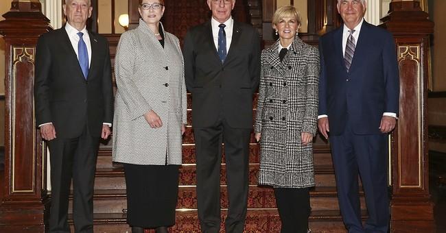 US reassures Australia of continued close ties