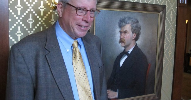 """New Twain House director says museum is """"nexus for writers"""""""