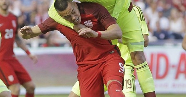 Pulisic goal gives US 1-1 tie vs Venezuela in exhibition