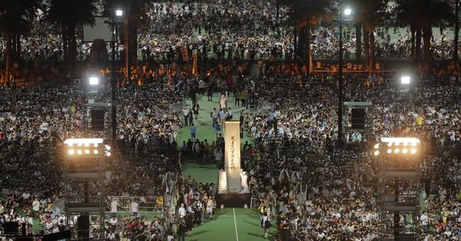 Hong Kong marks 28 years since bloody Tiananmen crackdown