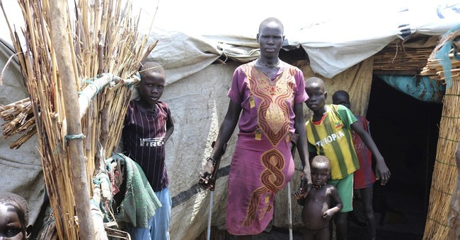 South Sudan's war leaves disabled, elderly at special risk