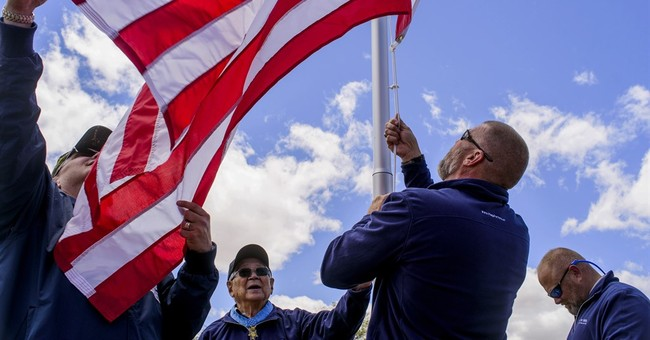 Alabama organization raises flag for New Mexico war hero