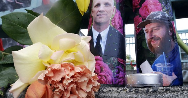 Portland man fatally stabbed on train remembered as hero