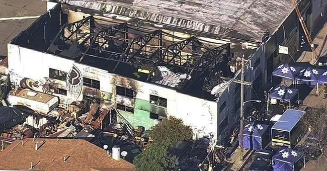 Lawyer says families pleased with charges for warehouse fire