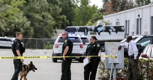 Workplace shootings, like Orlando's, tick upward in US