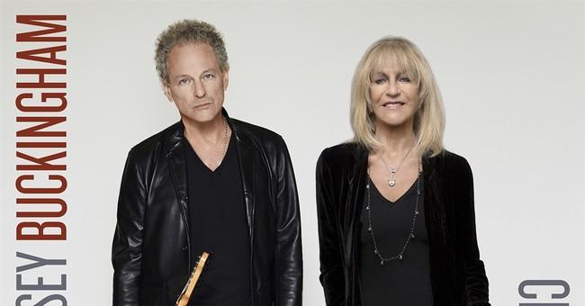 Review: Buckingham-McVie album is nearly all Fleetwood Mac