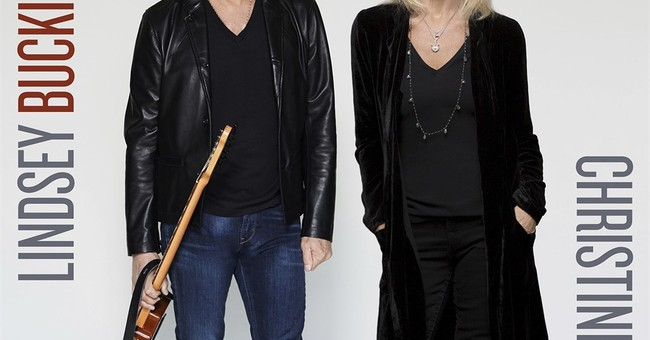 Review: Buckingham-McVie album is nearly all Fleetwood Mac