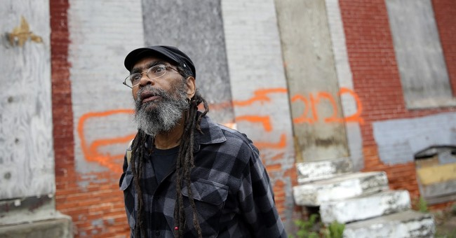 Blighted Baltimore homes are razed, along with some memories